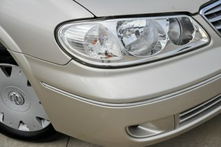 2004 Nissan Pulsar N16 MY2004 ST Gold 4 Speed Automatic Sedan.