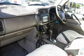 2002 Nissan Patrol GU III MY2002 ST Green 5 Speed Sports Automatic Wagon