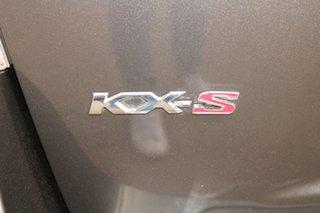 2011 Toyota Kluger GSU40R MY11 Upgrade KX-S (FWD) Grey 5 Speed Automatic Wagon