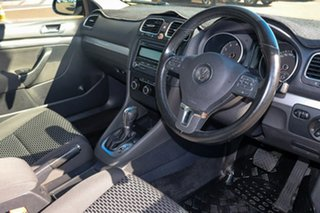 2012 Volkswagen Golf VI MY12.5 90TSI DSG Trendline Black 7 Speed Sports Automatic Dual Clutch Wagon