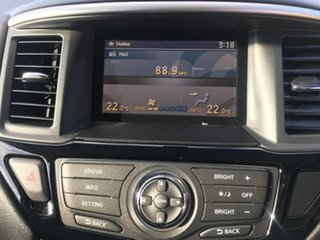 2015 Nissan Pathfinder R52 ST White Constant Variable