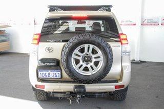 2010 Toyota Landcruiser Prado GRJ150R Kakadu (4x4) Sandstone 5 Speed Sequential Auto Wagon