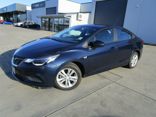 Used Holden Astra BL MY17 LS+ Caboolture, 2017 Holden Astra BL MY17 LS+ Dark Blue 6 Speed Sports Automatic Sedan