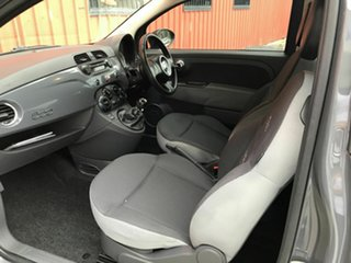 2015 Fiat 500 Series 3 POP Grey 5 Speed Manual Hatchback