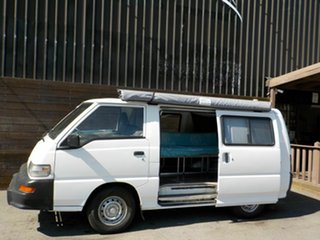 2013 Mitsubishi Express SJ MY12 SWB White 5 Speed Manual Van