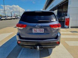 2018 Toyota Kluger GSU50R GX (4x2) Cosmos Blue 8 Speed Automatic Wagon.
