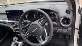 2021 Kia Cerato BD MY22 Sport+ Snow White Pearl 6 Speed Sports Automatic Hatchback