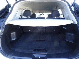 2017 Nissan X-Trail T32 Series II ST X-tronic 4WD Ivory Pearl 7 Speed Automatic Wagon