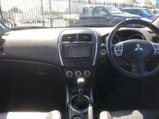 2010 Mitsubishi ASX XA Aspire (4WD) Grey 6 Speed Manual Wagon