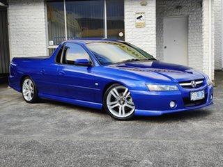 2005 Holden Ute VZ S Blue 6 Speed Manual Utility.