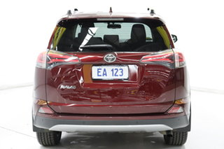 2016 Toyota RAV4 ZSA42R MY16 GXL (2WD) Red Continuous Variable Wagon