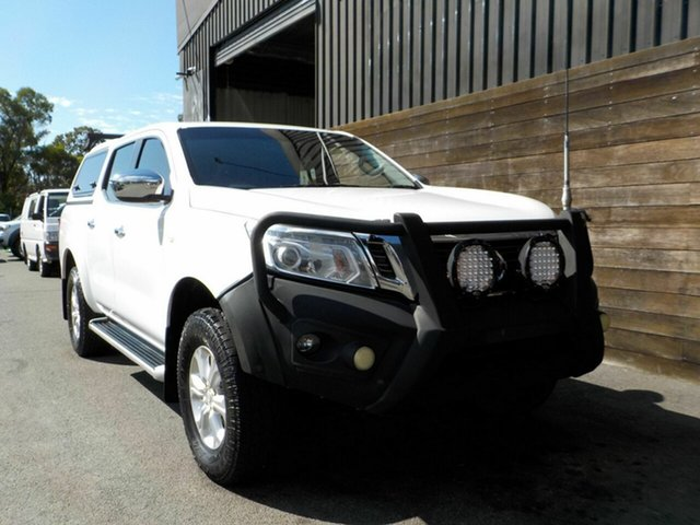 Used Nissan Navara D23 ST Labrador, 2016 Nissan Navara D23 ST White 7 Speed Sports Automatic Utility