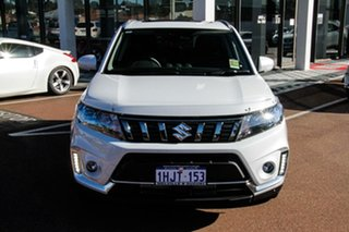 2021 Suzuki Vitara LY Series II Turbo 4WD Cool White 6 Speed Sports Automatic Wagon.