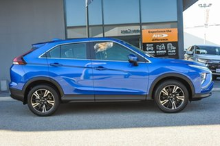 2021 Mitsubishi Eclipse Cross YB MY21 ES 2WD Lightning Blue 8 Speed Constant Variable Wagon