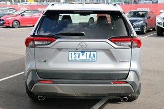 2020 Toyota RAV4 Mxaa52R Cruiser 2WD Silver 10 Speed Constant Variable Wagon.