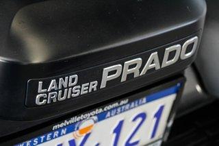 2020 Toyota Landcruiser Prado GDJ150R VX Silver Pearl 6 Speed Sports Automatic Wagon
