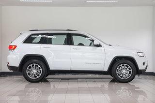 2015 Jeep Grand Cherokee WK MY15 Laredo White 8 Speed Sports Automatic Wagon