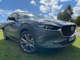 2020 Mazda CX-30 DM4WLA X20 SKYACTIV-Drive i-ACTIV AWD Astina Grey 6 Speed Sports Automatic Wagon.