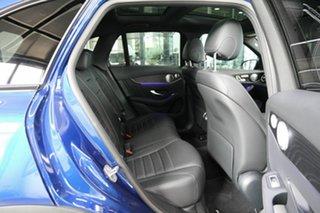 2019 Mercedes-Benz GLC-Class X253 800MY GLC300 9G-Tronic 4MATIC Blue 9 Speed Sports Automatic Wagon