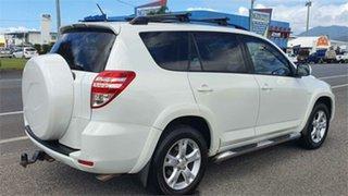 2009 Toyota RAV4 ACA33R MY09 Cruiser L White 4 Speed Automatic Wagon