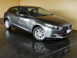 2018 Mazda 3 BN MY18 Neo Sport Grey 6 Speed Automatic Hatchback.