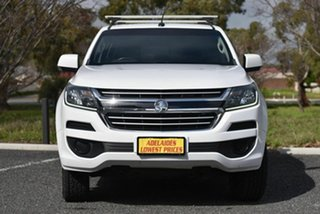 2017 Holden Colorado RG MY18 LS Pickup Crew Cab 4x2 White 6 Speed Sports Automatic Utility.