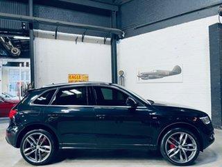 2014 Audi Q5 8R MY14 TFSI Tiptronic Quattro Blue 8 Speed Sports Automatic Wagon.