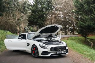 2019 Mercedes-Benz AMG GT C190 809MY S SPEEDSHIFT DCT Designo Diamond White 7 Speed