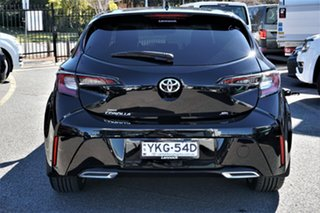 2020 Toyota Corolla Mzea12R ZR Black 10 Speed Constant Variable Hatchback