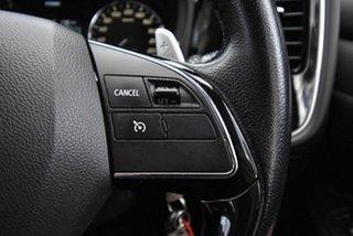 2016 Mitsubishi Outlander ZK MY16 XLS 4WD White 6 Speed Sports Automatic Wagon