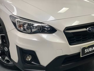 2018 Subaru XV G5X MY18 2.0i Lineartronic AWD White 7 Speed Constant Variable Wagon.