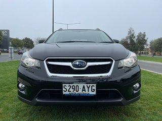2013 Subaru XV G4X MY13 2.0i-S AWD Black 6 Speed Manual Wagon.
