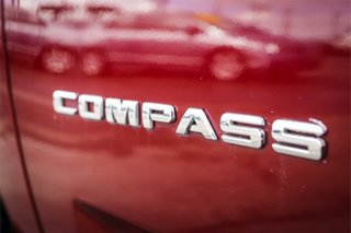 2012 Jeep Compass MK Sport Red 5 Speed Manual Wagon