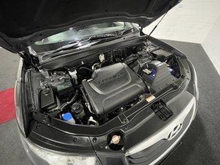 2011 Hyundai Santa Fe CM MY11 Elite Carbon Grey 6 Speed Sports Automatic Wagon