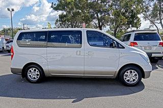 2013 Hyundai iMAX TQ-W MY13 White 4 Speed Automatic Wagon.
