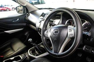 2016 Nissan Navara NP300 D23 ST-X (4x4) 6 Speed Manual King Cab Utility