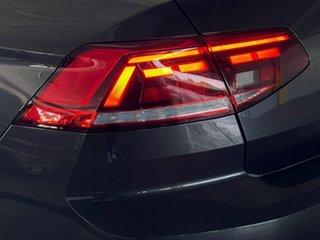 2021 Volkswagen Passat 3C (B8) MY21 140TSI DSG Business Grey 7 Speed Sports Automatic Dual Clutch