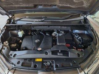 2018 Toyota Kluger GSU50R GX (4x2) Cosmos Blue 8 Speed Automatic Wagon