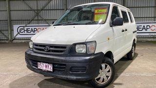 2000 Toyota Townace KR42R White 5 Speed Manual Van.