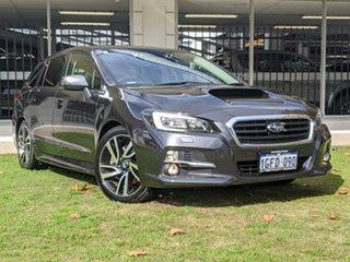 2016 Subaru Levorg V1 MY17 2.0 GT-S CVT AWD Grey 8 Speed Constant Variable Wagon.