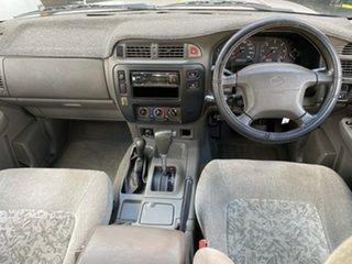 2000 Nissan Patrol GU II ST Gold 4 Speed Automatic Wagon
