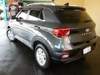 2019 Hyundai Venue QX MY20 Active Grey 6 Speed Automatic Wagon.