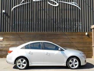 2015 Holden Cruze JH Series II MY15 SRi-V Silver 6 Speed Manual Sedan.