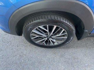2020 Hyundai Tucson TL4 MY20 Active X 2WD Aqua Blue 6 Speed Automatic Wagon