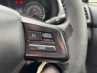2013 Subaru XV G4X MY13 2.0i-S AWD Black 6 Speed Manual Wagon