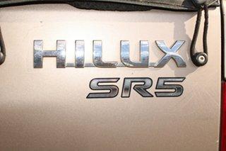 2007 Toyota Hilux KUN26R 07 Upgrade SR5 (4x4) Brown 5 Speed Manual Dual Cab Pick-up