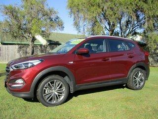 2015 Hyundai Tucson TL Active X 2WD Maroon 6 Speed Sports Automatic Wagon.