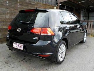 2016 Volkswagen Golf VII MY17 92TSI DSG Black 7 Speed Sports Automatic Dual Clutch Hatchback