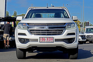 2017 Holden Colorado RG MY17 LS 4x2 White 6 Speed Sports Automatic Cab Chassis.