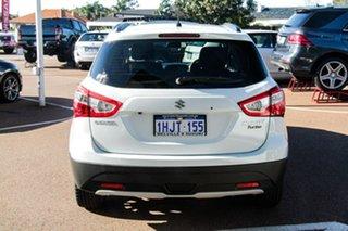2021 Suzuki S-Cross JY Turbo Cool White 6 Speed Sports Automatic Hatchback.